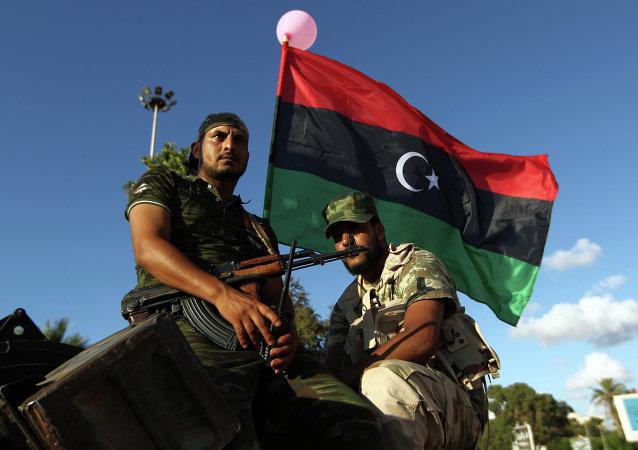 Jihadisti in Libia