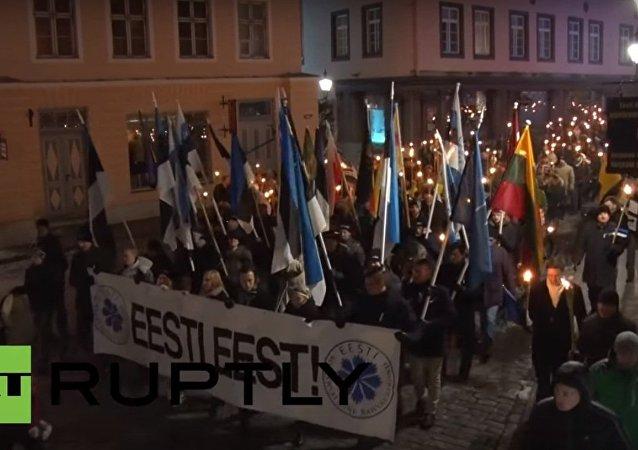 La marcia dei Soldati di Odino
