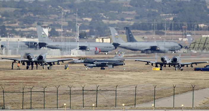 Turchia, base aerea di Incirlik