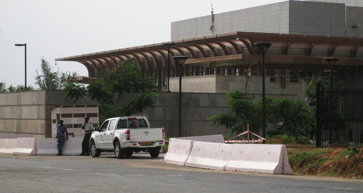 Ambasciata degli USA in Burundi