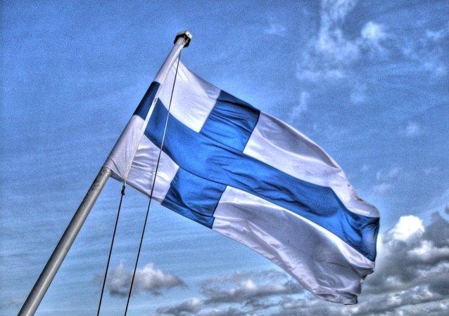 Bandiera finlandese