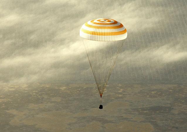 Rientro della Soyuz