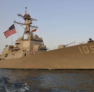 Cacciatorpediniere Jason Dunham della marina USA