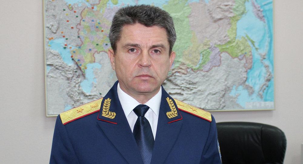 Vladimir Markin, portavoce del Comitato Investigativo della Russia