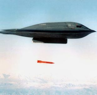 Bombardiere strategico USA B-2 Spirit