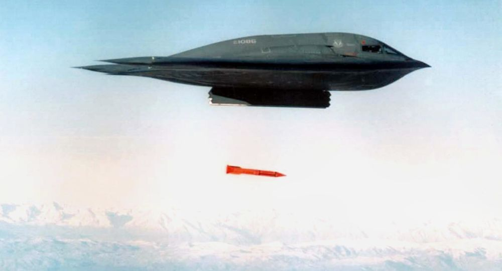 Bombardiere strategico USA B-2 Spirit