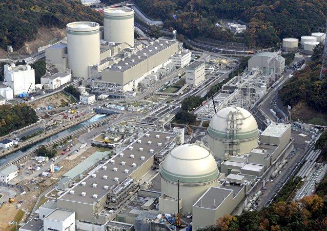 La centrale nucleare Takahama