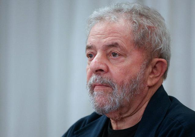 Ex presidente brasiliano Luiz Inácio Lula da Silva