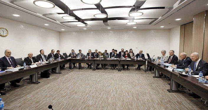 La sede europea delle Nazioni Unite a Ginevra