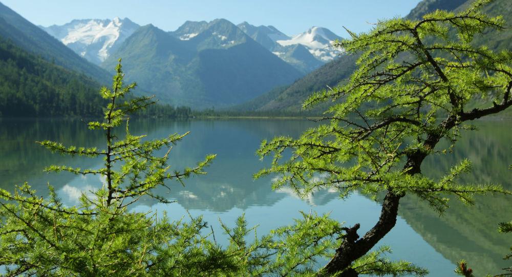 Panorama del Territorio di Altai