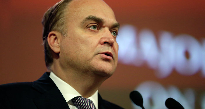 Vice ministro della Difesa Anatoly Antonov