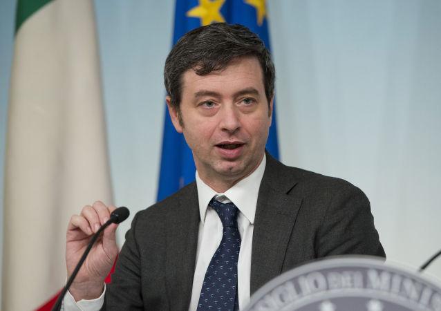 Il ministro della Giustizia, Andrea Orlando.
