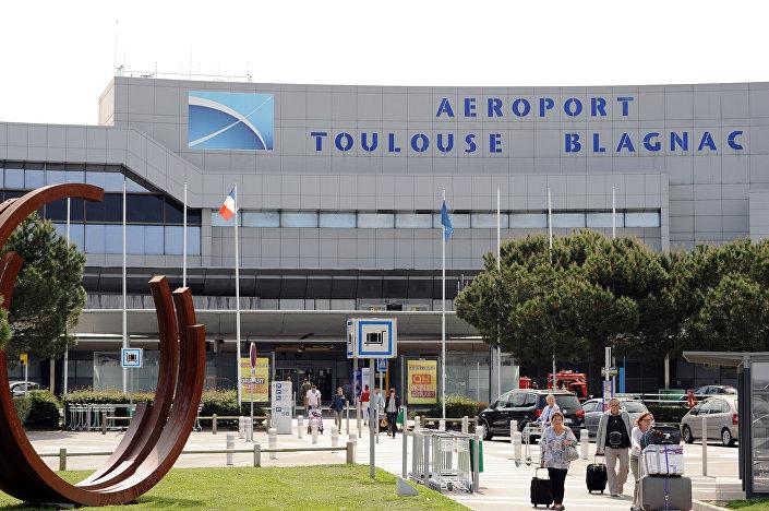 L'aeroporto di Tolosa