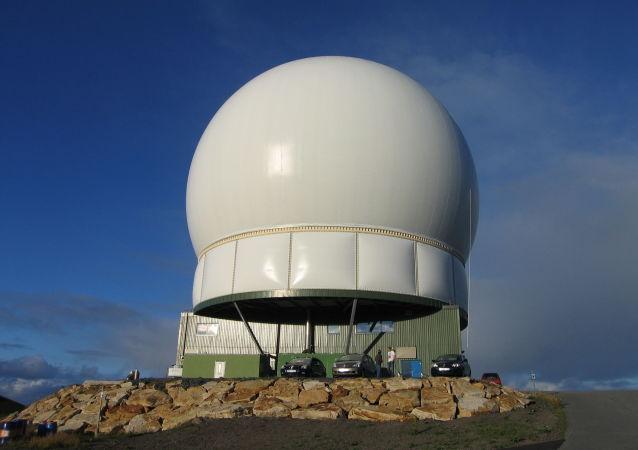 Stazione radar Globus II in Norvegia