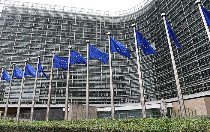 La sede della Commissione Europea