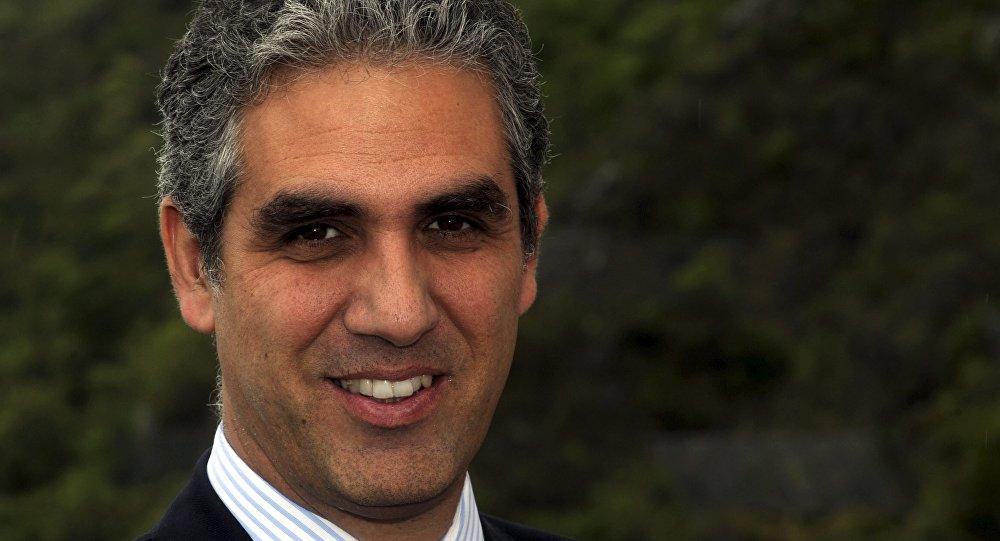Marcello Foa, direttore del gruppo del Corriere del Ticino, editorialista de Il Giornale.