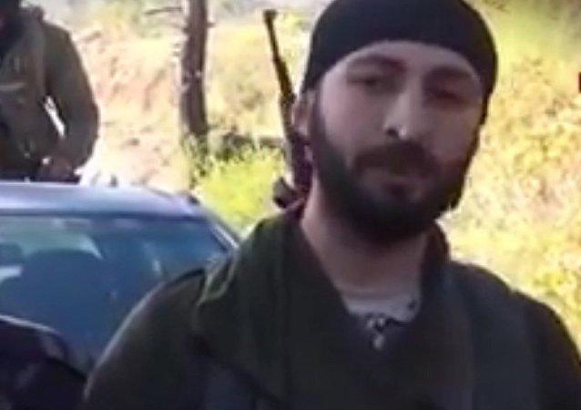 Alparslan Celik, assassino del pilota russo Oleg Peshkov