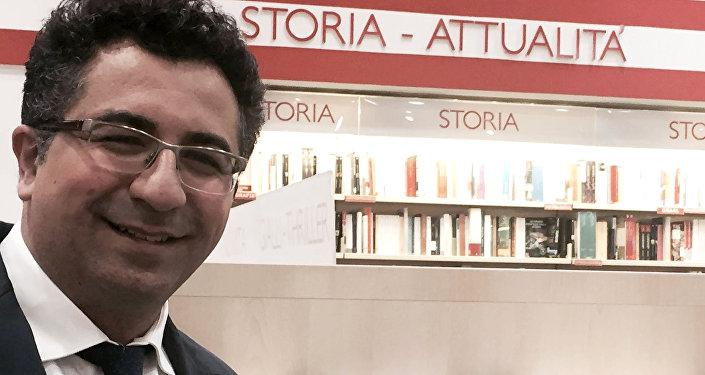 Pejman Abdolmohammadi, ricercatore presso la London School of Economics and Political Science e docente alla John Cabot University di Roma