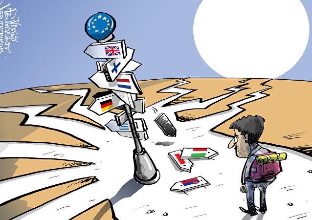 Crisi dei migranti