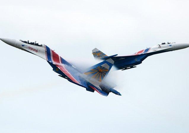 Squadra acrobatica Russian Knights