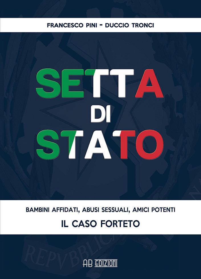 Copertina del libro Setta di stato