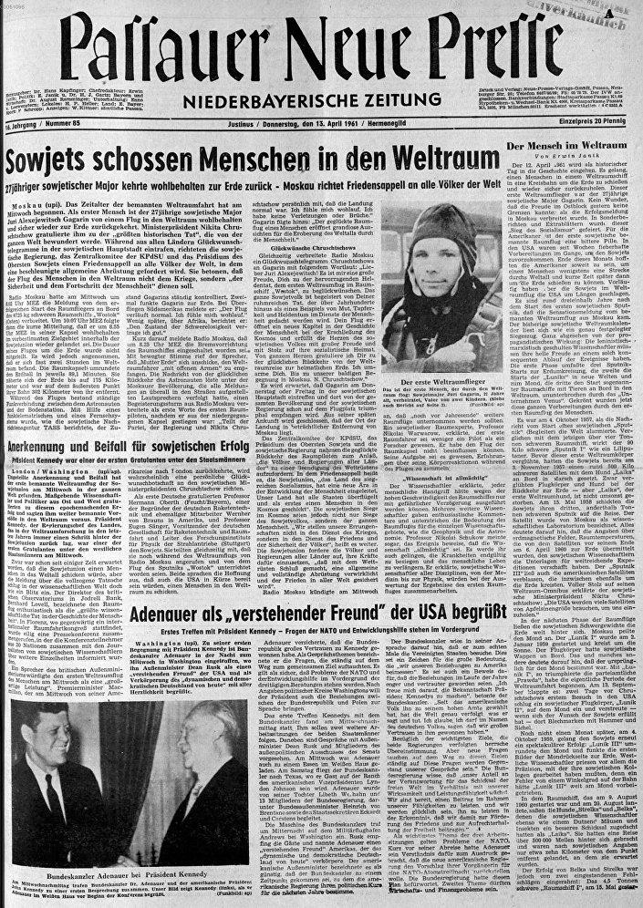 Giornale Pallauer Neue Prelle, Germania