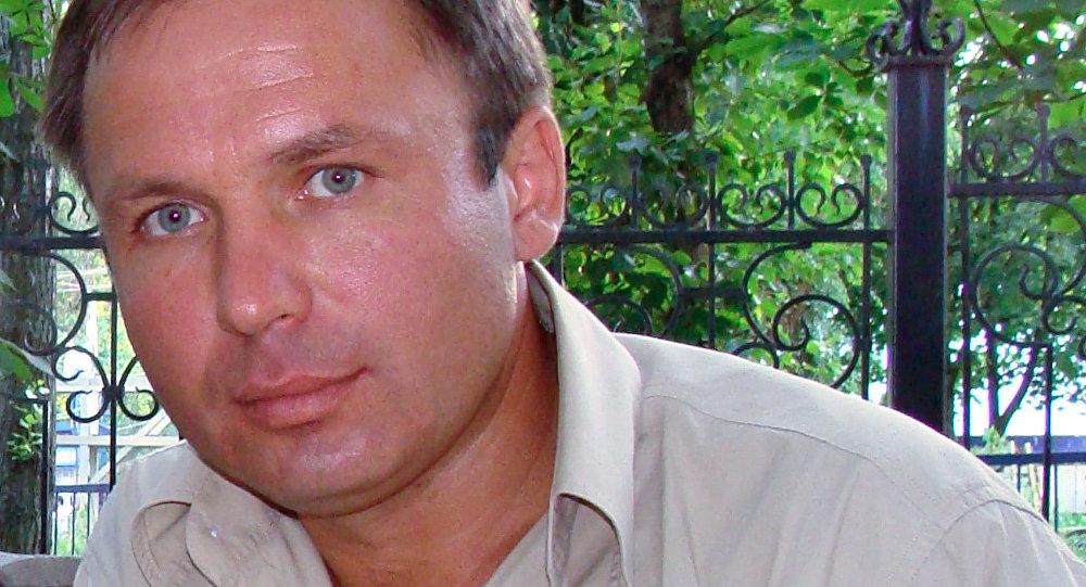 Pitola russo Konstantin Yaroshenko