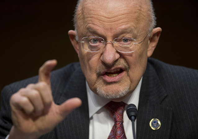 James Clapper, direttore intelligence USA