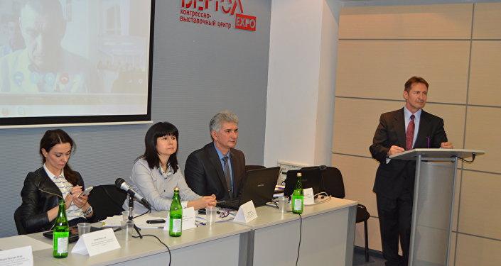 Eliseo Bertolasi, reporter dal Donbass