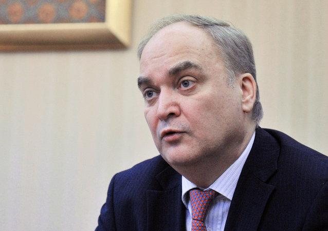 Vice ministro russo della Difesa Anatoly Antonov