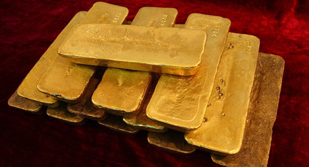 Aereo perde il carico di quasi 200 lingotti d'oro