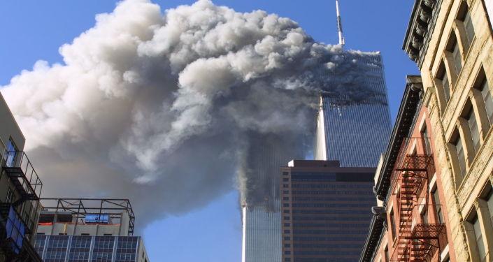 L'attentato terroristico dell'11 settembre a New York
