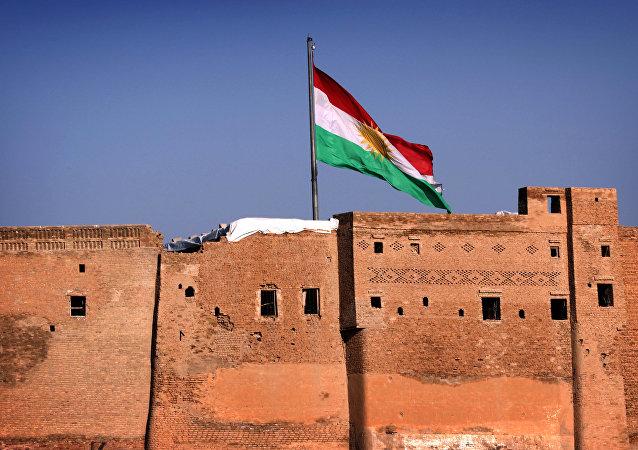 Bandiera dell'Iraq