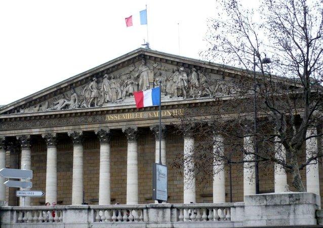L'Assemblea nazionale della Francia