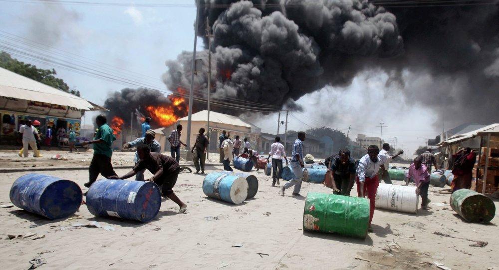 Caos in Somalia
