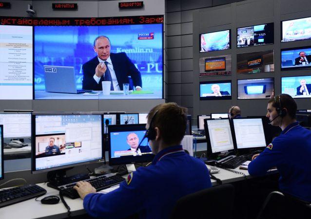 Linea diretta con Putin