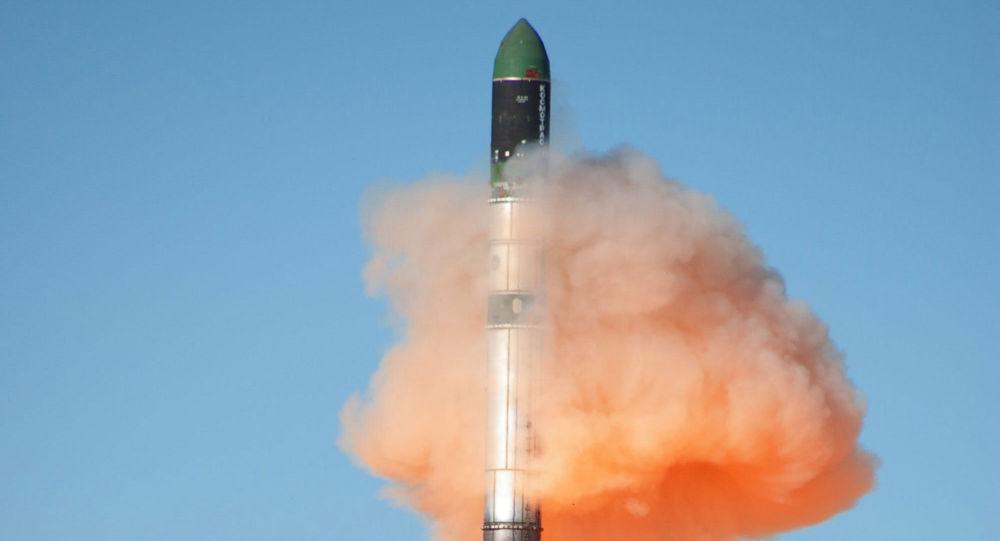 Lancio di un missile