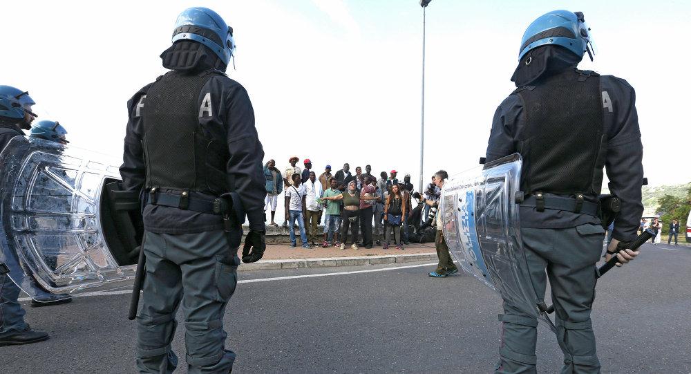 Terrorismo islamico: Arrestato 47enne algerino a Caserta