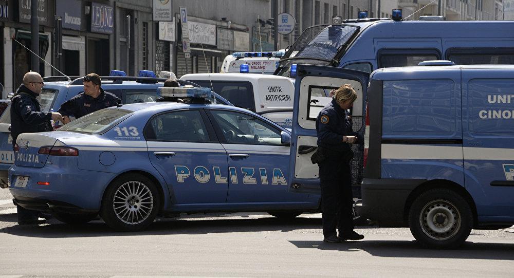 Polizia italiana