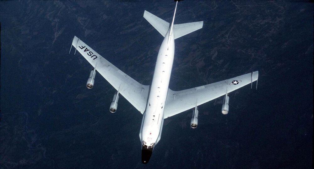 Aereo RC-135W