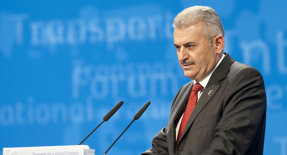 Binali Yildirim, ministro dei Trasporti della Turchia