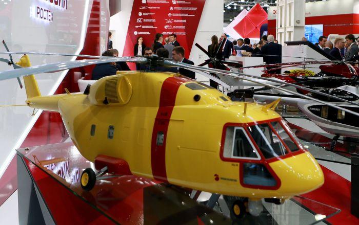 I nuovi elicotteri russi saranno comandati da un joystick for Riparazione della cabina di log