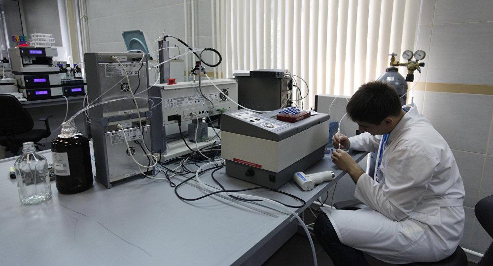 Uno dei laboratori di WADA