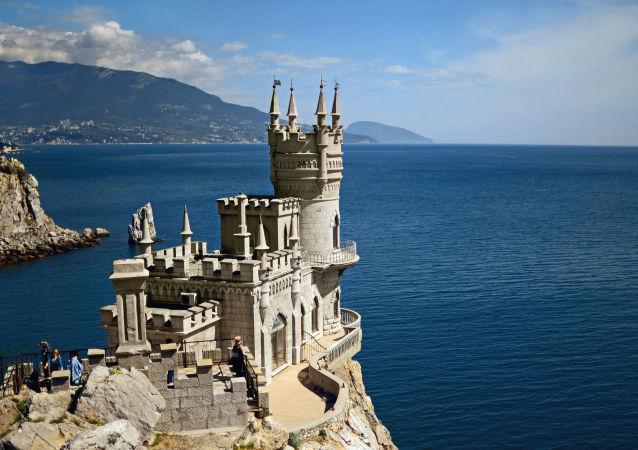 Castello Nido di Rondine, Crimea