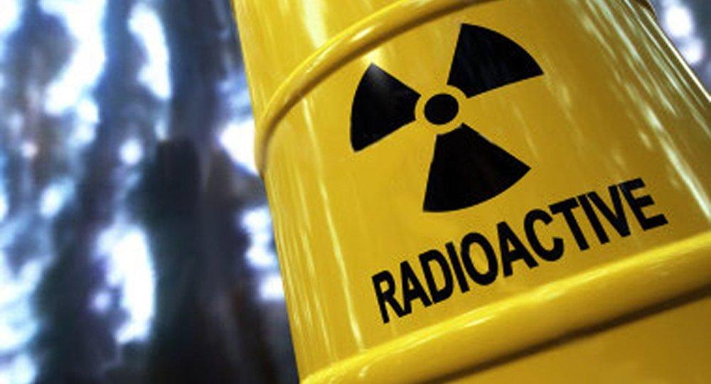 Scoria radioattiva