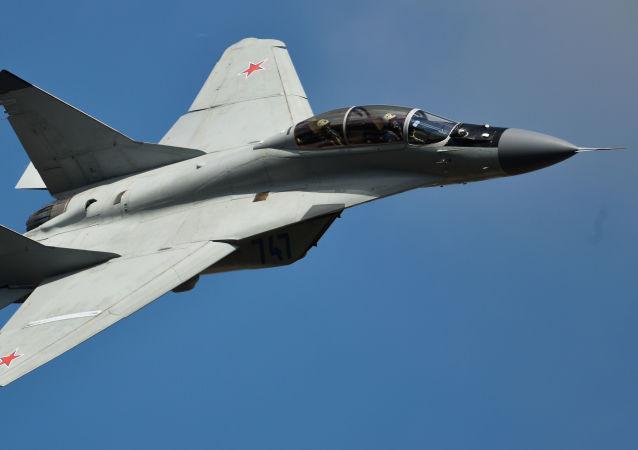 Caccia MiG-35 (foto d'archivio)