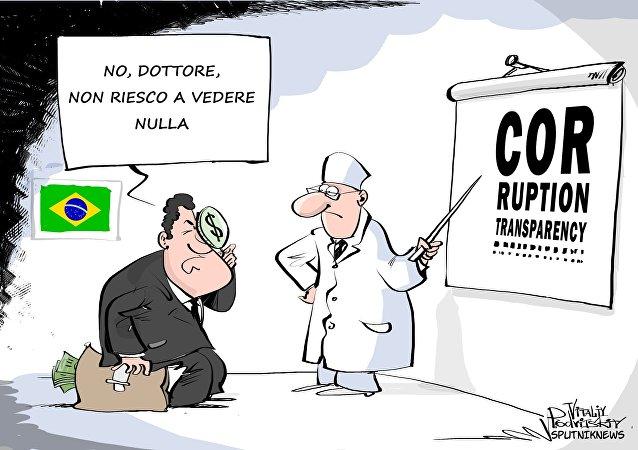 Si dimette il ministro della Trasparenza brasiliano
