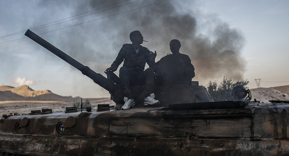 Combattenti curdi in Siria (foto d'archivio)