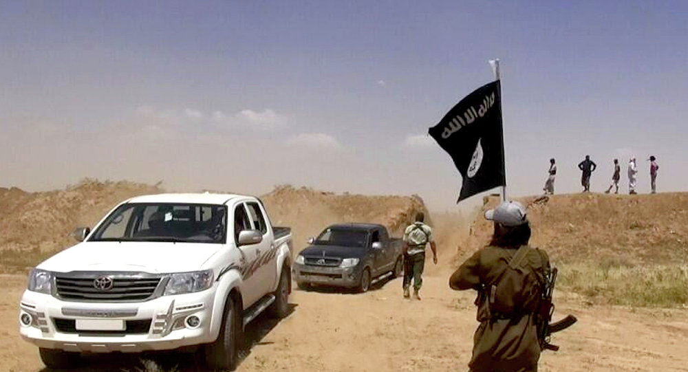 Terroristi di ISIS