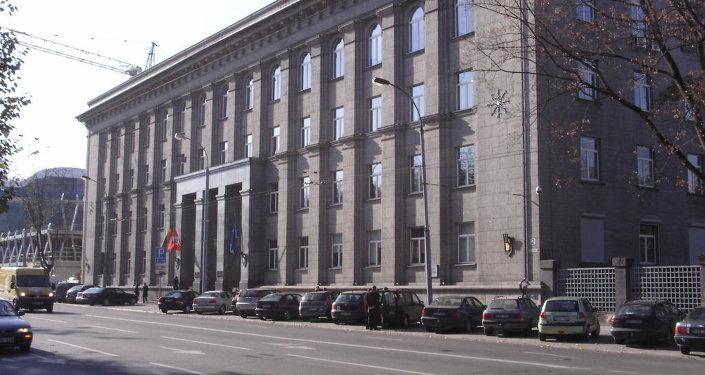 Ministero degli Esteri della Lituania